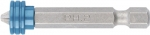 Бита PH 2x50 мм с ограничителем и магнитом, для ГКЛ, S2, GROSS, 11456